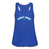 Jersey Shore Tank Top - royal blue