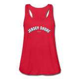 Jersey Shore Tank Top - red
