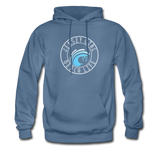 Jersey Girl Beach Life Hoodie - denim blue