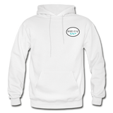 Shores of NJ Hoodie - white