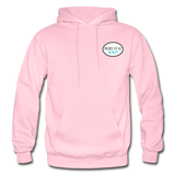 Shores of NJ Hoodie - light pink