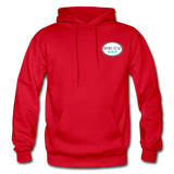 Shores of NJ Hoodie - red