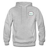 Shores of NJ Hoodie - heather gray