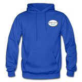 Shores of NJ Hoodie - royal blue