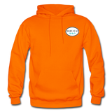 Shores of NJ Hoodie - orange