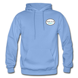Shores of NJ Hoodie - carolina blue