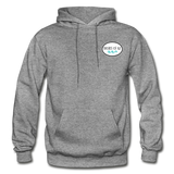 Shores of NJ Hoodie - graphite heather