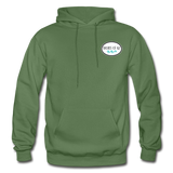 Shores of NJ Hoodie - military green