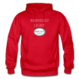 Barnegat Light Shores of NJ Hoodie - red