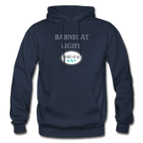 Barnegat Light Shores of NJ Hoodie - navy
