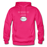 Barnegat Light Shores of NJ Hoodie - fuchsia