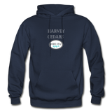 Harvey Cedars - Shores of NJ Hoodie - navy