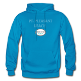 Pt. Pleasant Beach - Shores of NJ Hoodie - turquoise