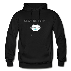 Seaside Park - Shores of NJ Hoodie - black