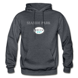 Seaside Park - Shores of NJ Hoodie - charcoal gray