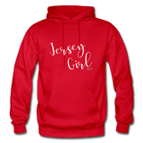 Jersey Girl Hoodie - red
