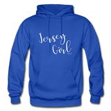 Jersey Girl Hoodie - royal blue