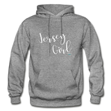 Jersey Girl Hoodie - graphite heather