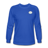 Keepin' It Reel Long Sleeve T-Shirt - royal blue