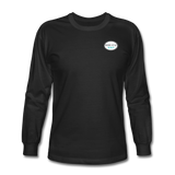 Keepin' It Reel Long Sleeve T-Shirt - black