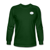 Keepin' It Reel Long Sleeve T-Shirt - forest green
