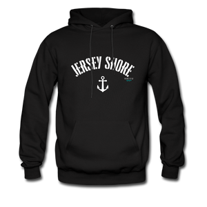 Jersey Shore Anchor Hoodie - black