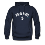 Jersey Shore Anchor Hoodie - navy
