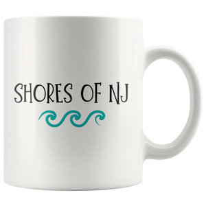 SHORES OF NJ Mug - Shores of NJ LLC