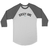 Jersey Girl Baseball T-Shirt - Shores of NJ LLC