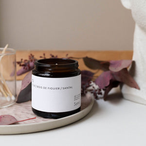 Fig & Sandalwood Candle (Small)