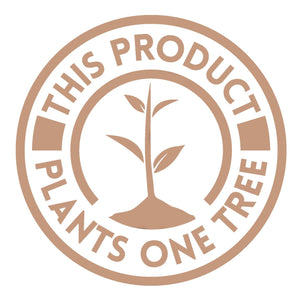 this product plants one tree logo