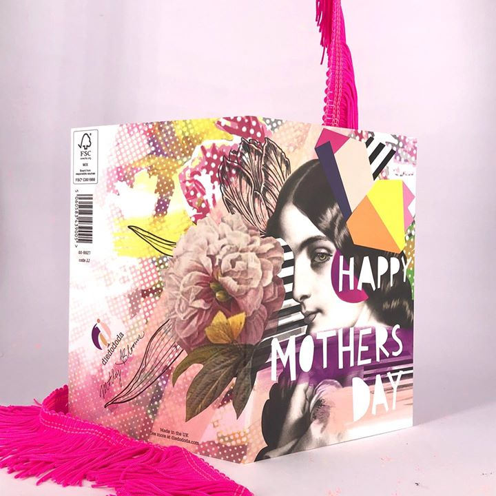 Image of Pink-Text-Paper-Font-Graphic design-Fashion accessory-Plant-Magenta-Tote bag-1518374694990344