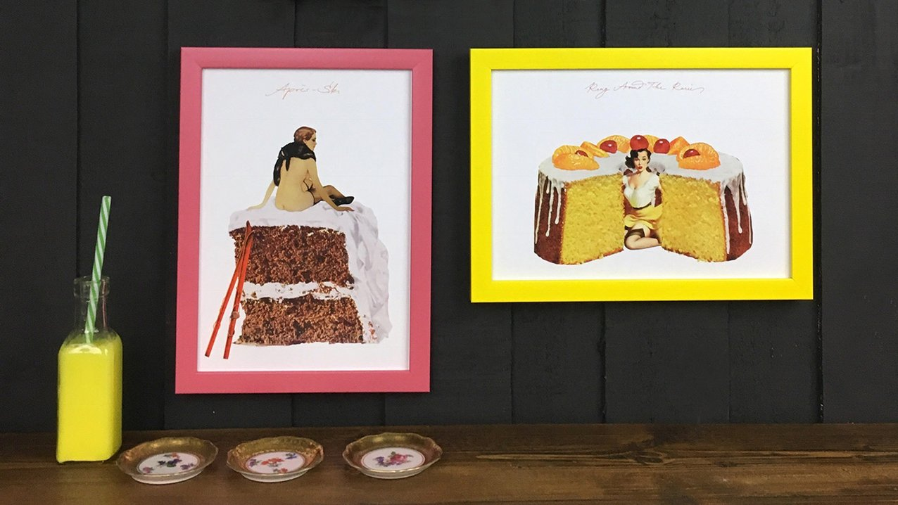 Food Art Prints