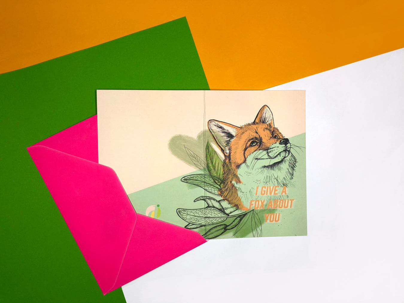 Fox Greeting Cards