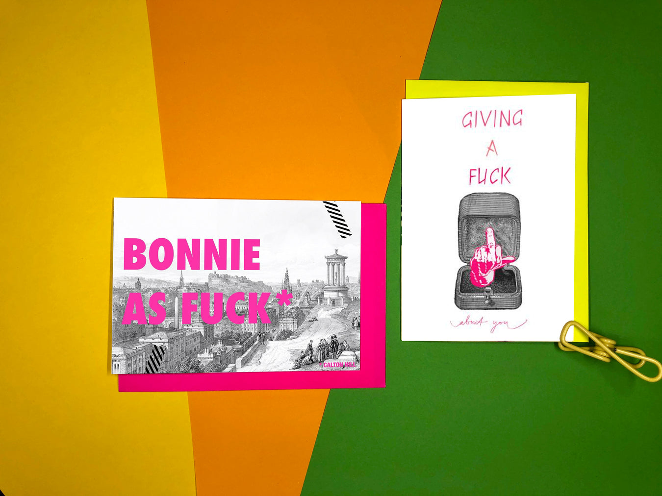 Profane Greeting Cards