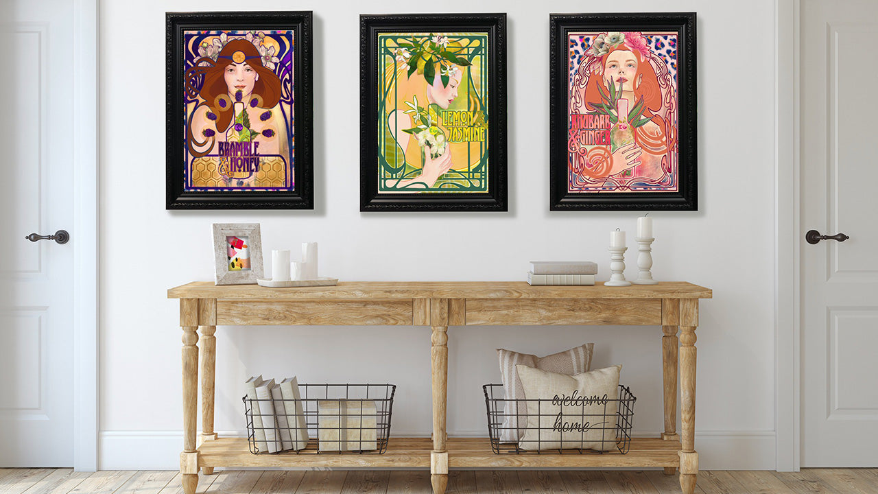Art Nouveau Art Prints