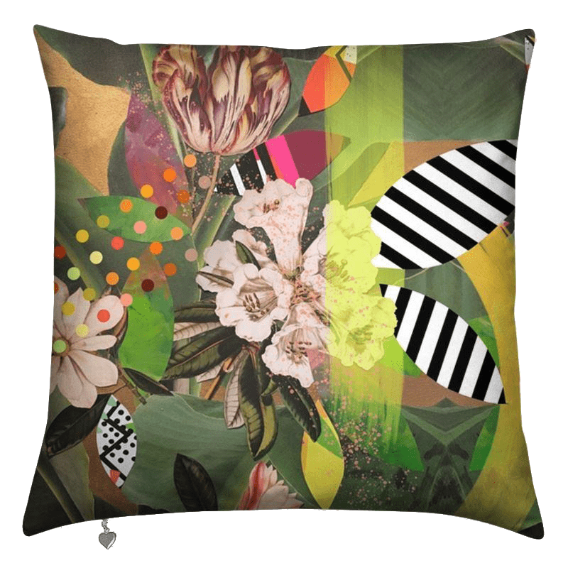 Foliage D Cushion