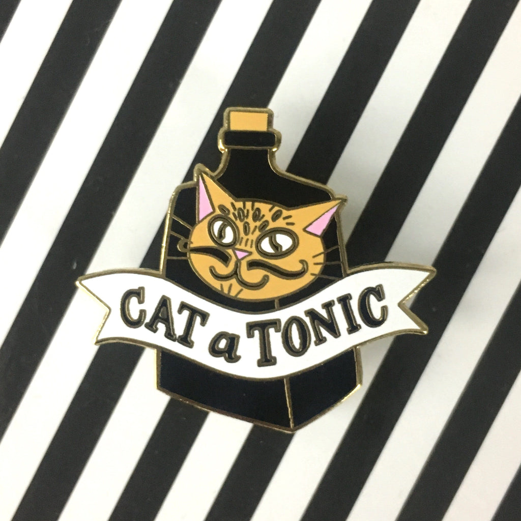 Catatonic Pin