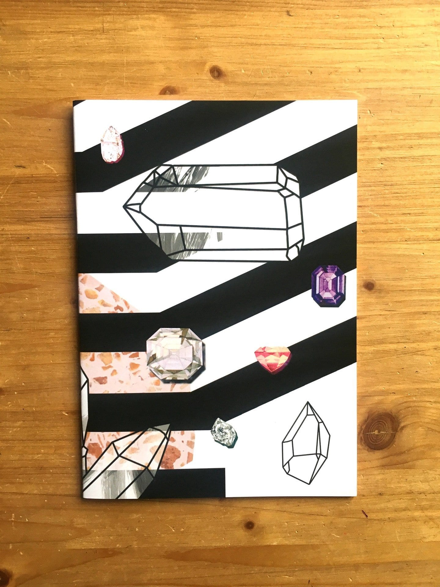 Mineral Facets Notebook