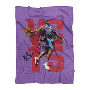Vince Carter Fleece Blanket | 500 LEVEL