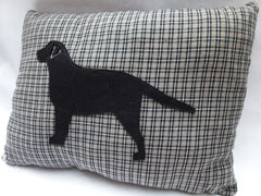 Pet Silhouette Pillow