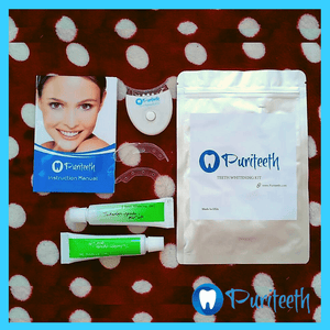 Puriteeth Teeth Whitening kit™