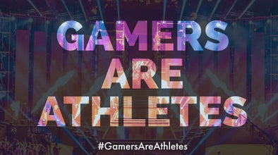 Gamers Are Athletes
