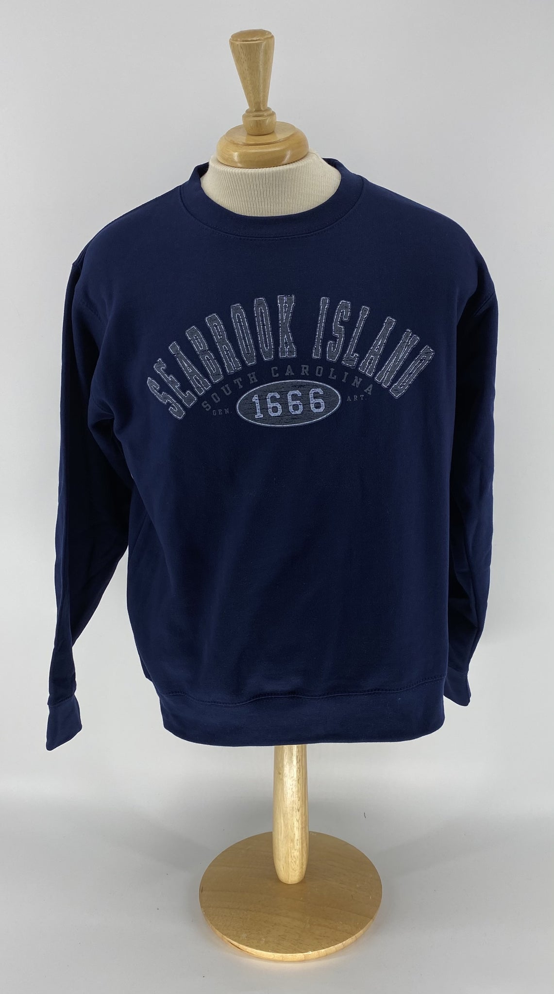 SI Crewneck Fleece - Navy