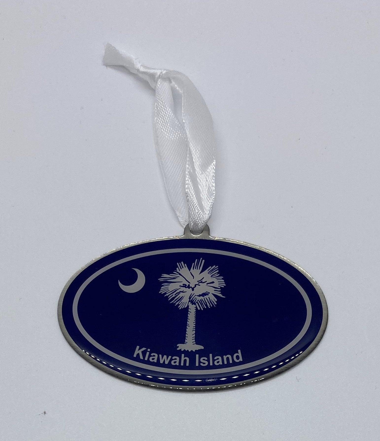 KI Ornament - Palm/Moon