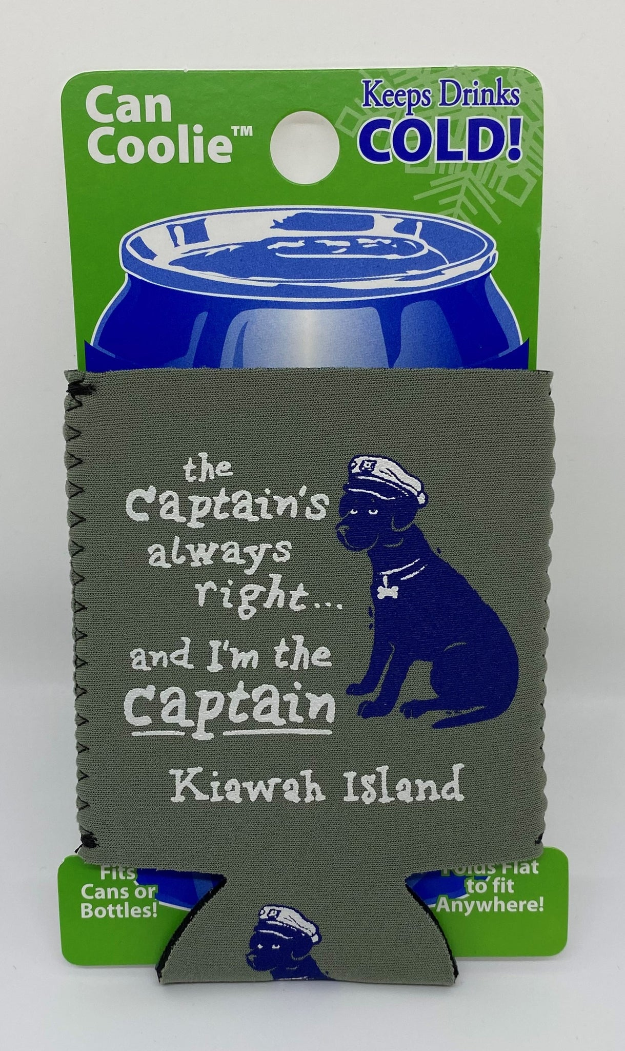 KI Captains Right Can Cooler
