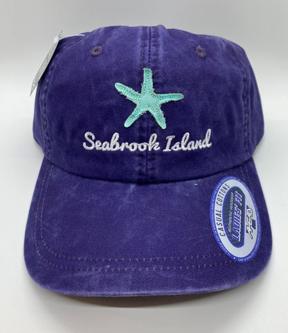 SI Ladies Solid Peached Cap (s