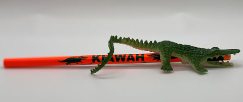 KI Rubber Gator Pencil