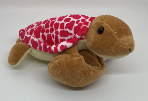 Star Pink Turtle Huggable