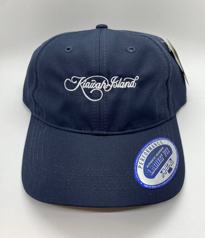 KI Script Tech Poly Ladies Hat